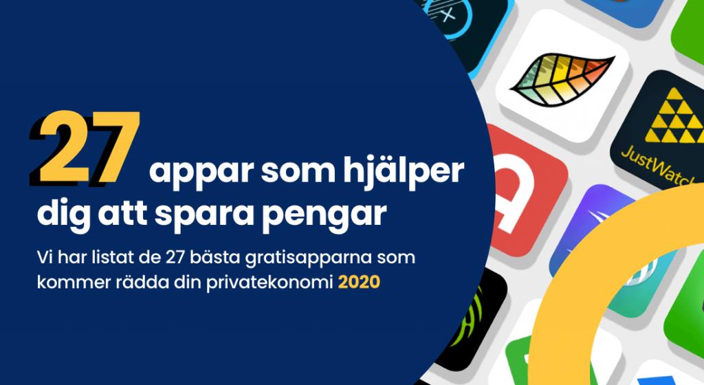 Spara pengar app