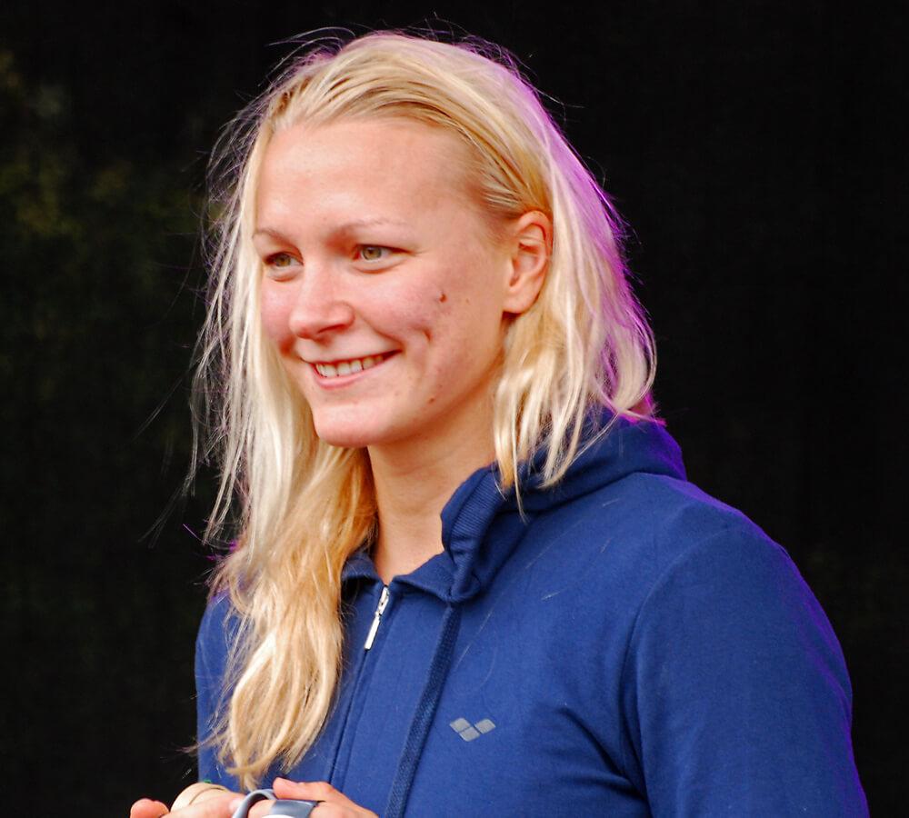 Sarah Sjöström net worth