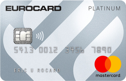 Eurocard platinum kreditkort