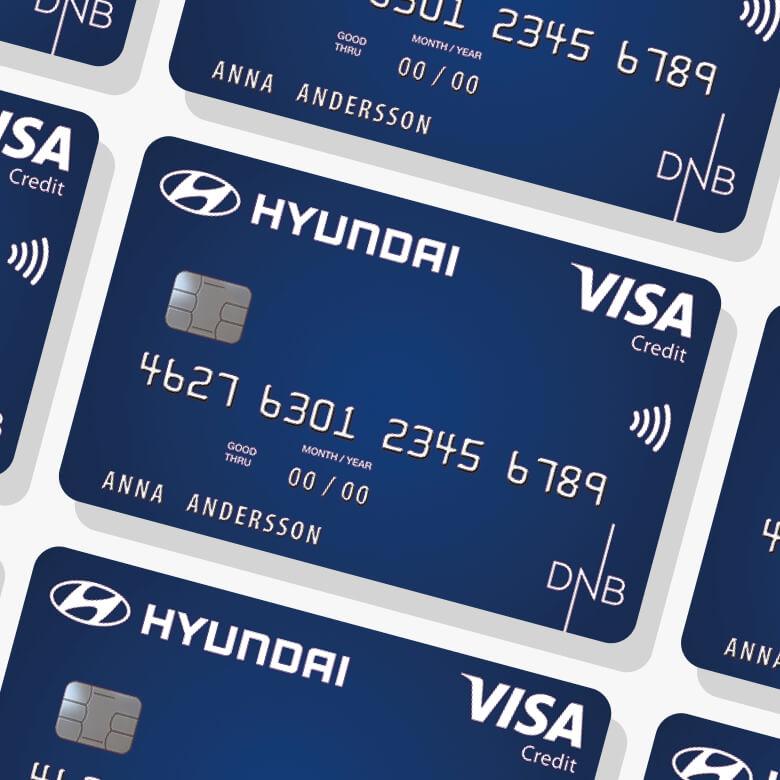 Hyundaikortet kreditkort