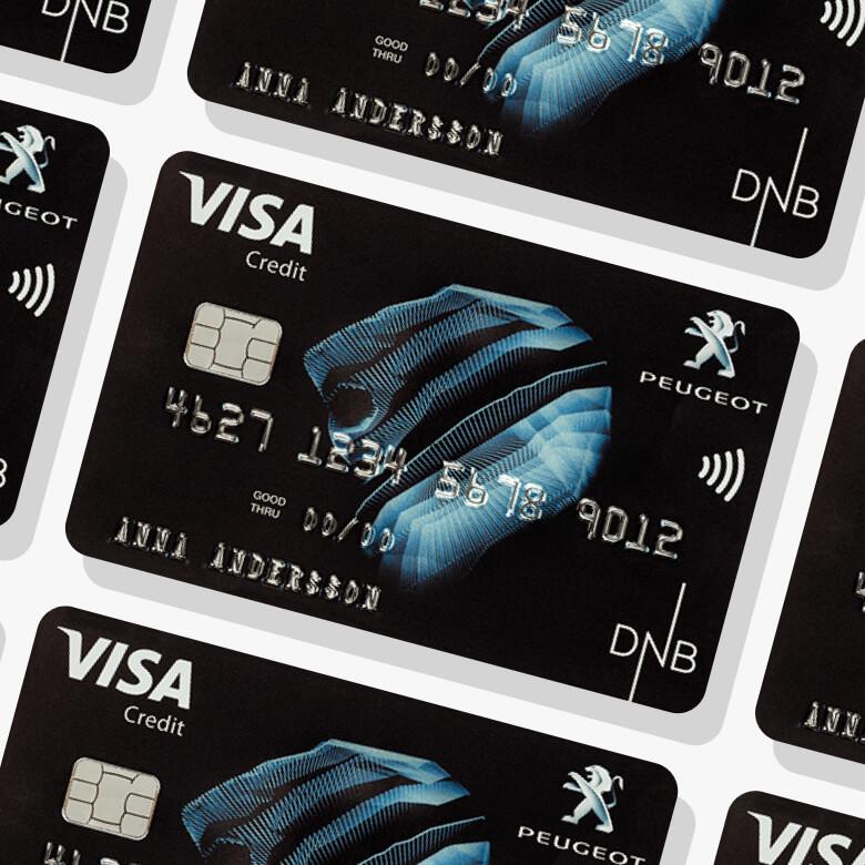 Peugeotkortet kreditkort