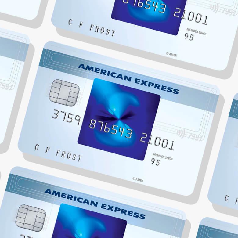 Amex blue cashback kreditkort
