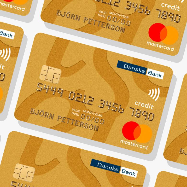 Danske bank kreditkort guld