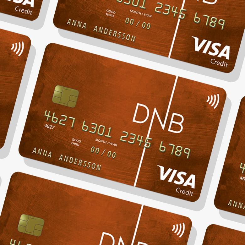DNB kort kreditkort