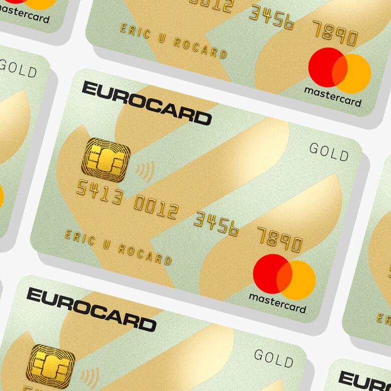 Eurocard gold kreditkort