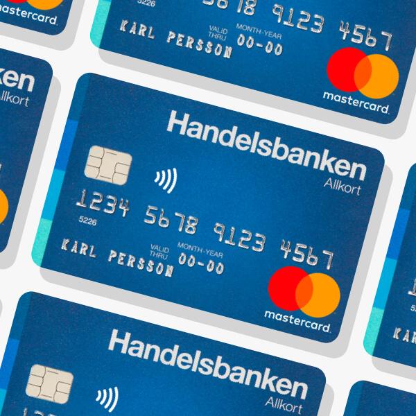 Handelsbanken allkort kreditkort