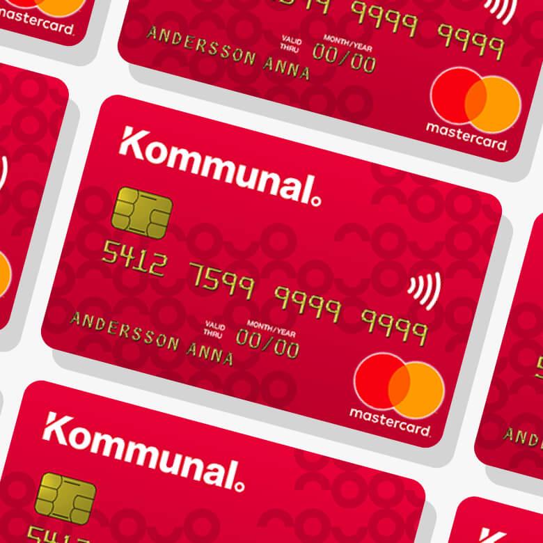 Kommunalkortet mastercard kreditkort