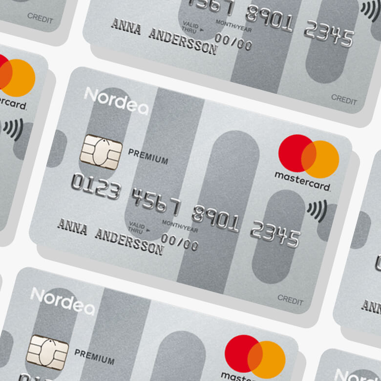 Nordea kreditkort premium