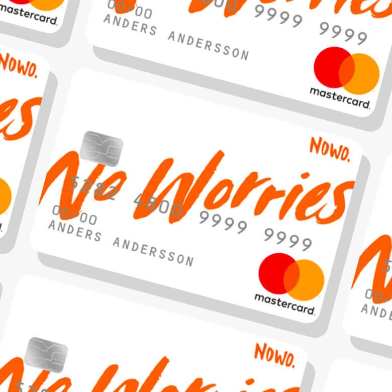NOWO kortet kreditkort