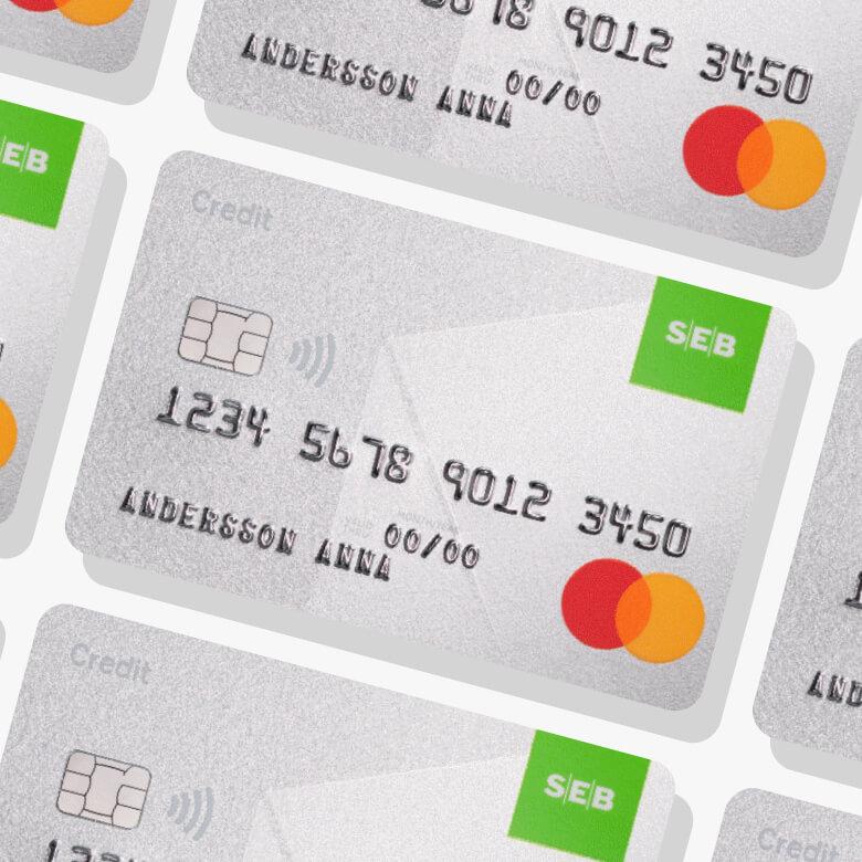 SEB Credit kreditkort